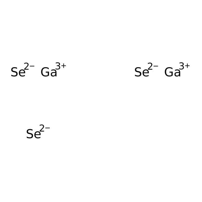 Alfa Aesar™Gallium(III) selenide, 99.99% (metals basis) 1g Alfa Aesar™Gallium(III) selenide, 99.99% (metals basis)