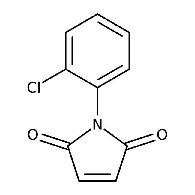 N-(2-Chlorophenyl)maleimide, 97%, Acros Organics
