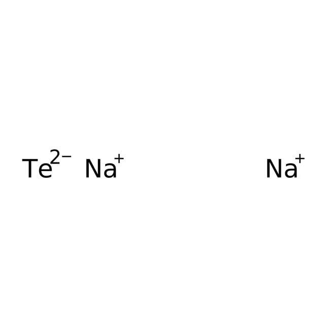 Alfa Aesar™Sodium telluride, 99.9% (metals basis) 2g Alfa Aesar™Sodium telluride, 99.9% (metals basis)