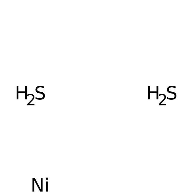 Alfa Aesar™Nickel sulfide, 99% (metals basis) 25g Alfa Aesar™Nickel sulfide, 99% (metals basis)
