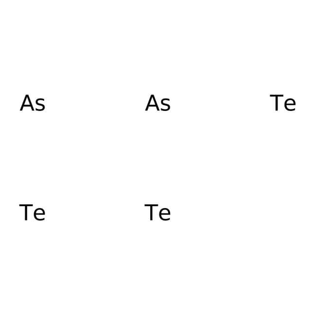 Arsenic(III) telluride, 99.999% (metals basis), Alfa Aesar™ 10g Arsenic(III) telluride, 99.999% (metals basis), Alfa Aesar™