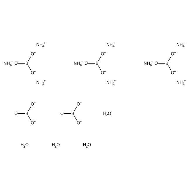 Ammonium Pentaborate, Tetrahydrate, Spectrum