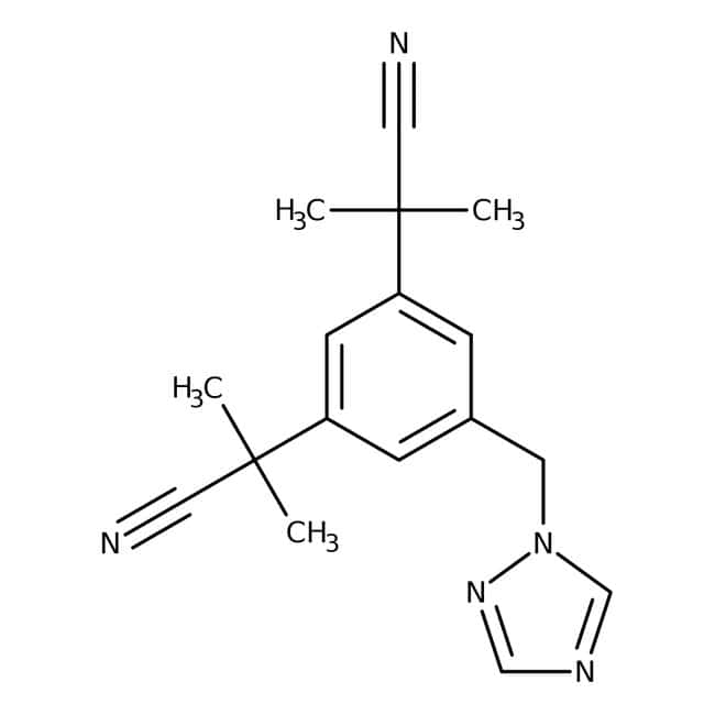 Anastrozole, 98%, Acros Organics
