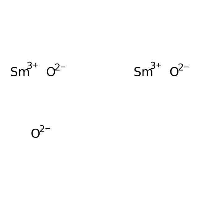 Samarium(III) oxide, 99.9% (REO), Alfa Aesar™, REacton™