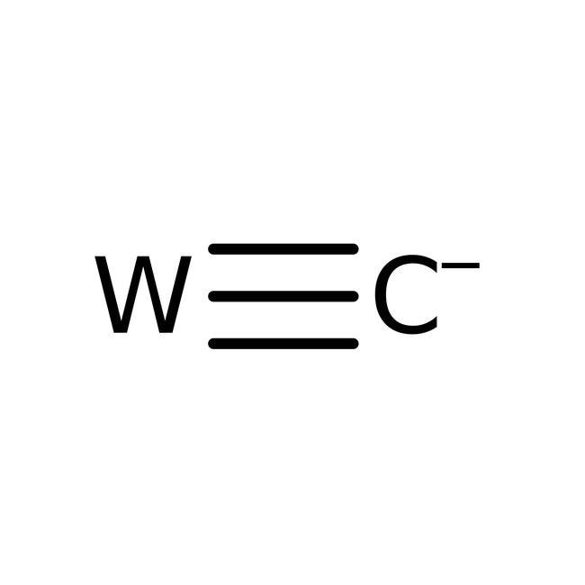 Carbure de tungstène, 99,5% (métaux), Alfa Aesar™ 500g Carbure de tungstène, 99,5% (métaux), Alfa Aesar™