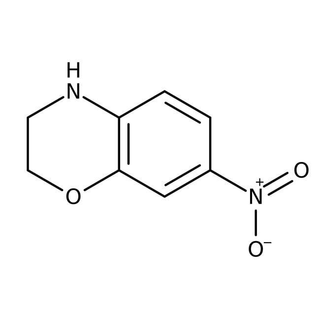 Alfa Aesar™7-Nitro-3,4-dihydro-2H-1,4-benzoxazine, 97%