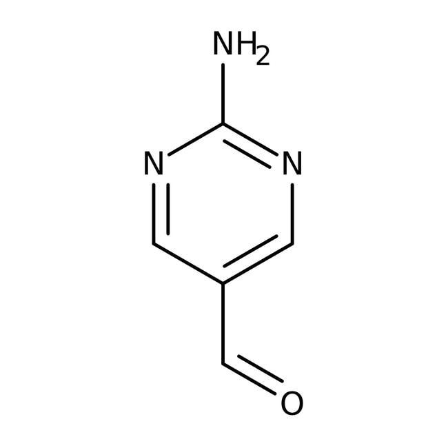 Alfa Aesar™2-Aminopyrimidine-5-carboxaldehyde, 97%