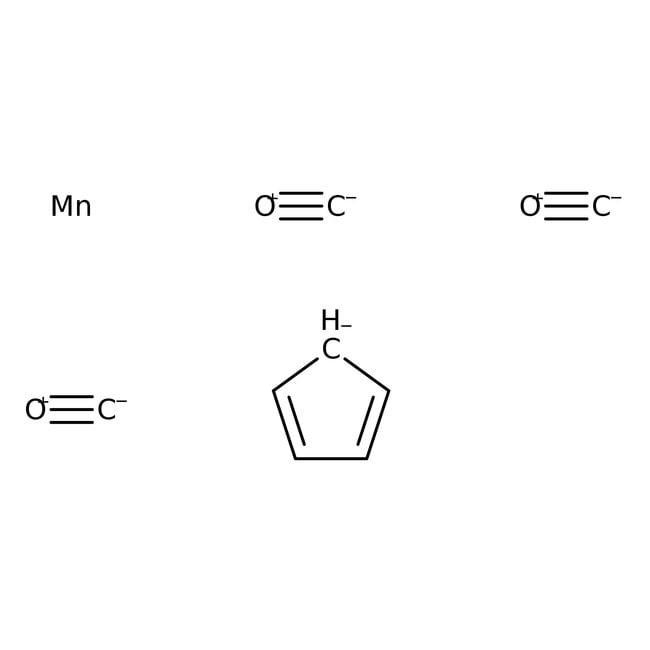 Alfa Aesar  Cyclopentadienylmanganese tricarbonyl