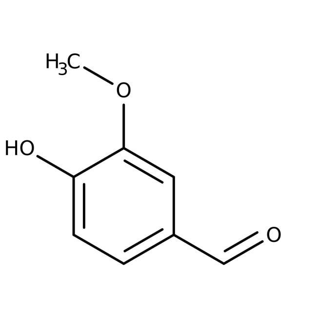 Vanillin (Crystalline/NF), Fisher Chemical