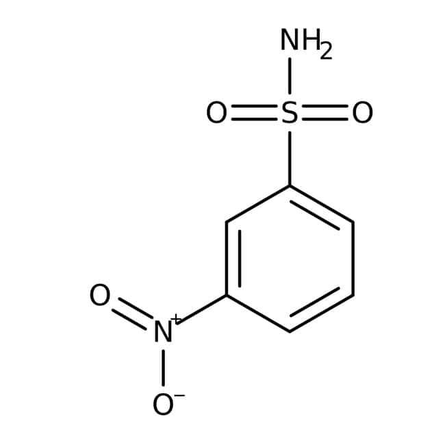 Alfa Aesar™3-Nitrobenzensulfonamid, 99% 25g Alfa Aesar™3-Nitrobenzensulfonamid, 99%