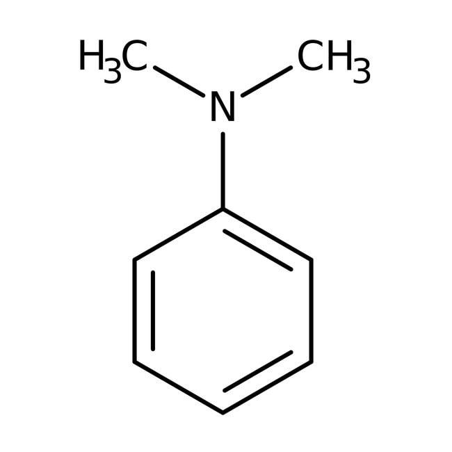N,N-Dimethylaniline, 99%, Alfa Aesar™ 10,000mL prodotti trovati
