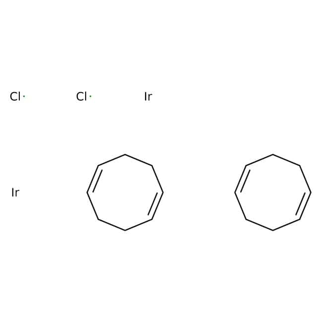 chloro(1,5-cyclooctadiene)iridium(I) dimer, ACROS Organics™