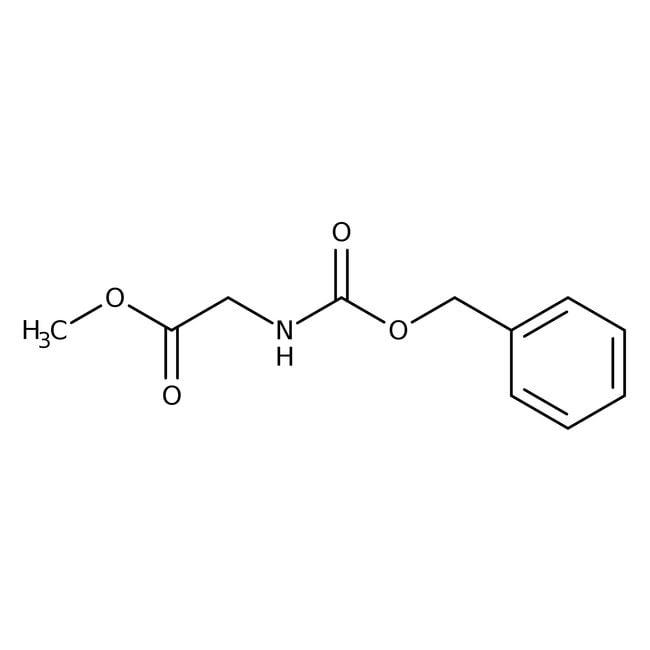 Alfa Aesar™N-Benzyloxycarbonylglycine methyl ester, 98%