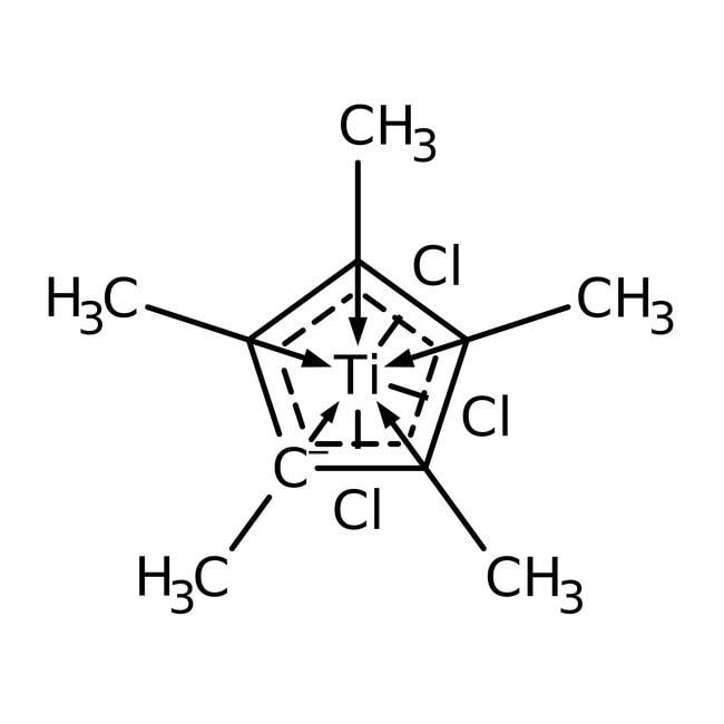 Alfa Aesar  Pentamethylcyclopentadienyltitanium trichloride