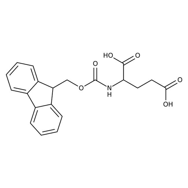 Alfa Aesar™N-Fmoc-L-glutamic acid, 95% 100g Alfa Aesar™N-Fmoc-L-glutamic acid, 95%