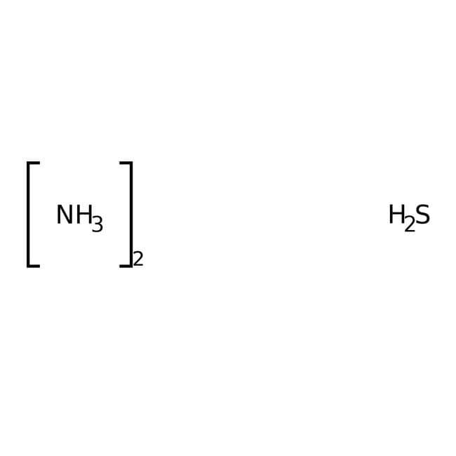 Ammonium sulfide, 20% solution in water, ACROS Organics™