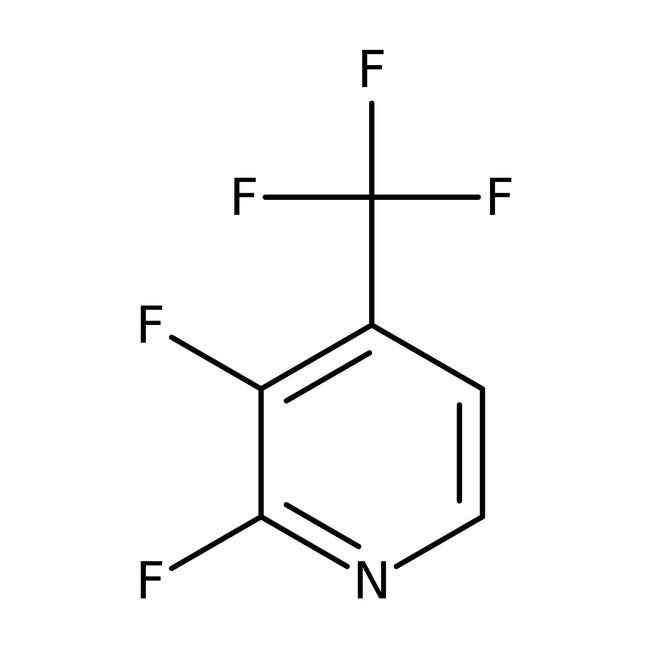 2,3-Difluoro-4-(trifluoromethyl)pyridine, 97%, ACROS Organics™