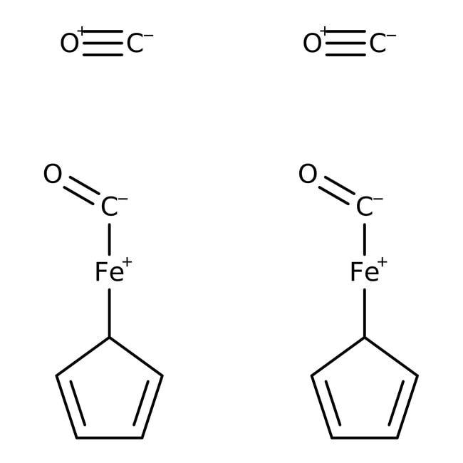 Cyclopentadienyliron dicarbonyl dimer, 99%, ACROS Organics