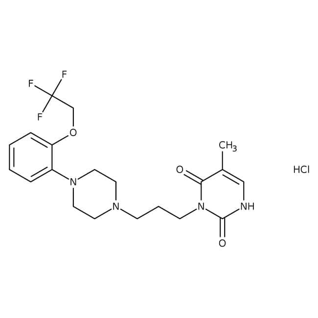 RS 100329 hydrochloride, Tocris Bioscience™ 50mg RS 100329 hydrochloride, Tocris Bioscience™