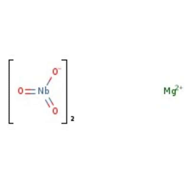 Alfa Aesar  Magnesium niobium oxide, 99.9% (metals basis)