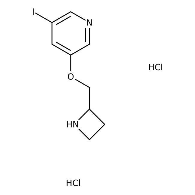 5-Iodo-A-85380 dihydrochloride, Tocris Bioscience