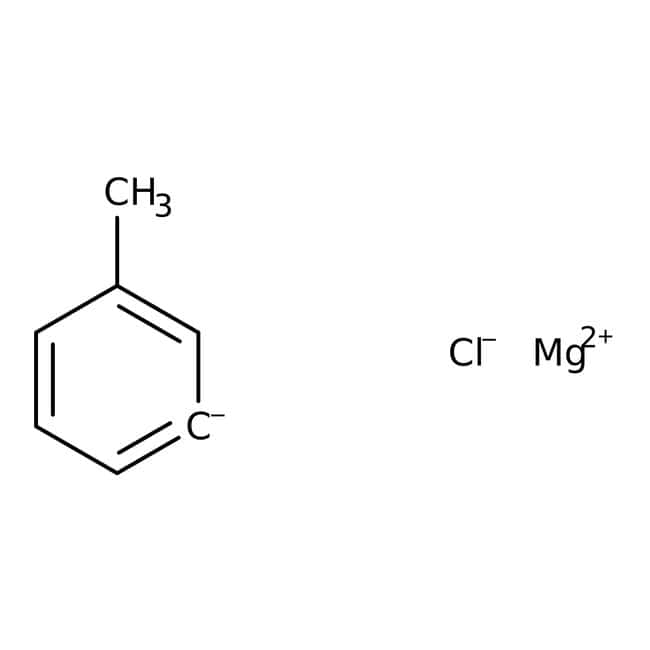 m-Tolylmagnesium chloride, 1M solution in THF, AcroSeal™, Acros Organics