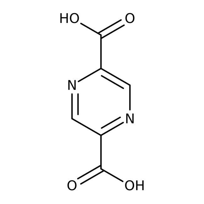 Alfa Aesar™Pyrazine-2,5-dicarboxylic acid, 95% 250mg Alfa Aesar™Pyrazine-2,5-dicarboxylic acid, 95%