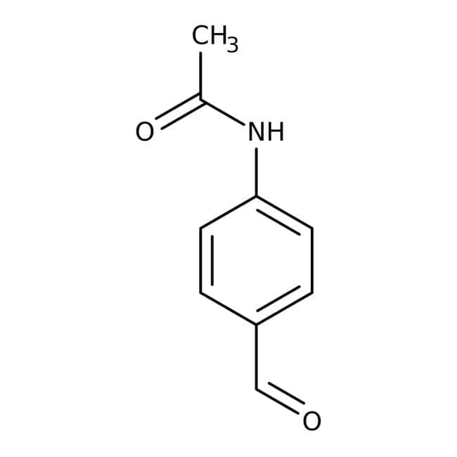 Alfa Aesar™4-Acetamidobenzaldehyde, 98%