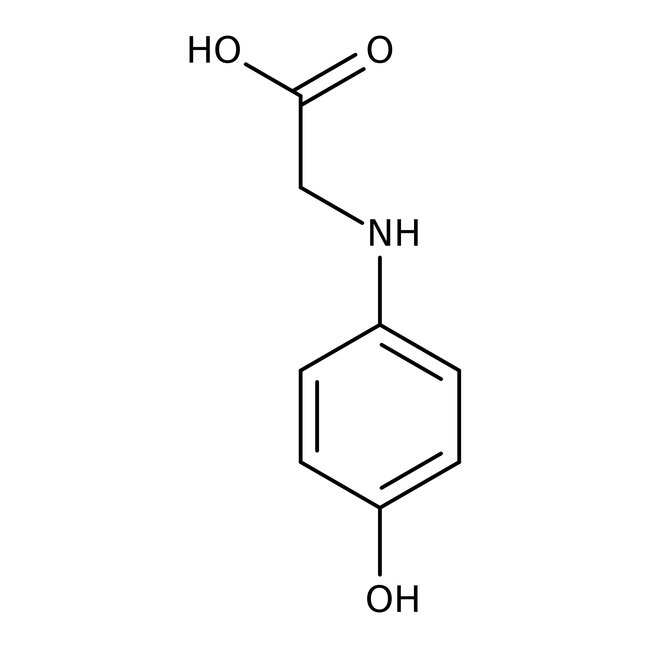 N-(4-Hydroxyphenyl)glycine 99%, ACROS Organics™