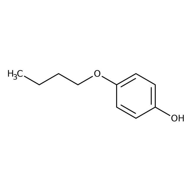 Alfa Aesar™4-n-Butoxyphenol, 98% 5g Alfa Aesar™4-n-Butoxyphenol, 98%