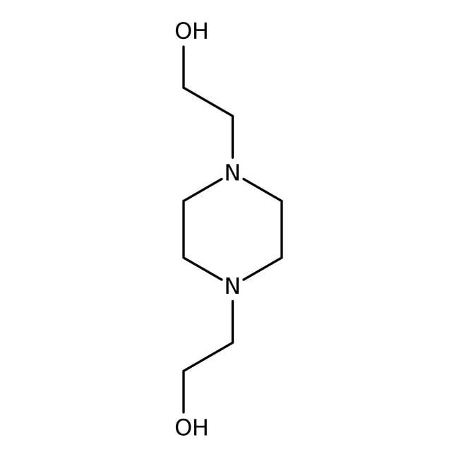 Alfa Aesar™1,4-Bis(2-hydroxyethyl)piperazine, 98%