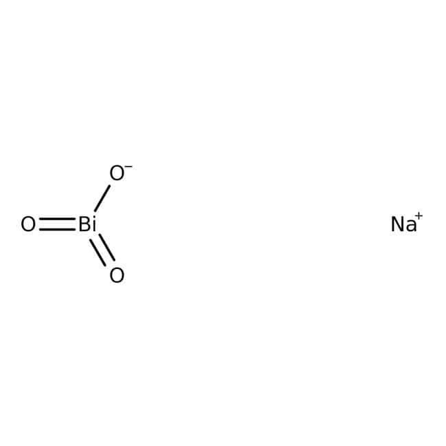 Sodium bismuthate, ACS reagent, ACROS Organics™