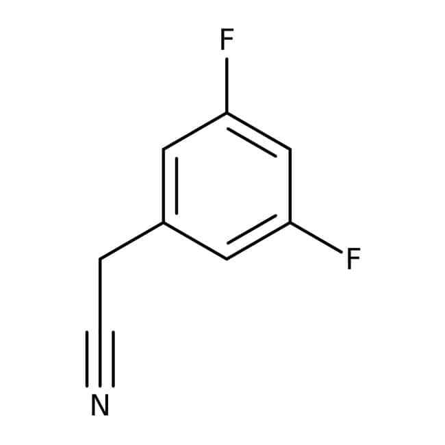 2-(3,5-Difluorophenyl)acetonitrile, 97%, Maybridge™