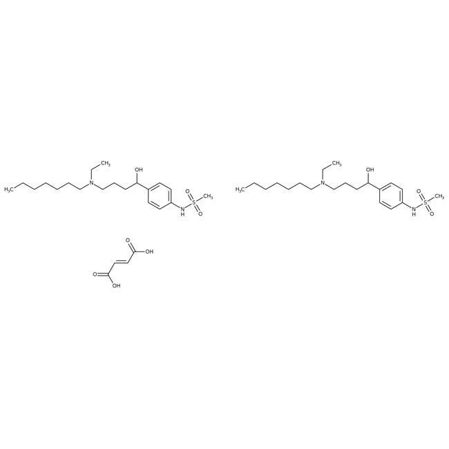 Ibutilide Hemifumarate 98.0+%, TCI America™