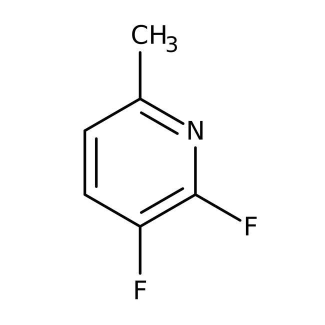 Alfa Aesar™2,3-Difluoro-6-methylpyridine, 98% 250mg Alfa Aesar™2,3-Difluoro-6-methylpyridine, 98%