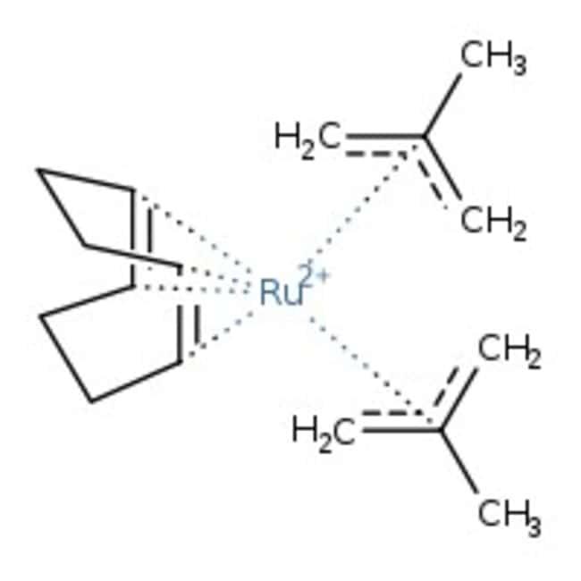 Bis-(2-methylallyl)cycloocta-1,5-diene ruthenium(II) complex, 30-32% Ru, ACROS Organics™