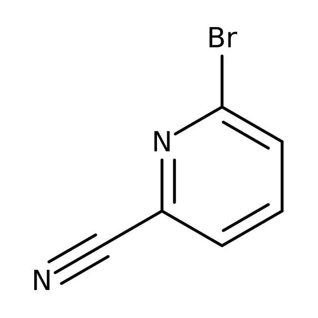 6-Bromo-2-pyridinecarbonitrile, 98%, ACROS Organics