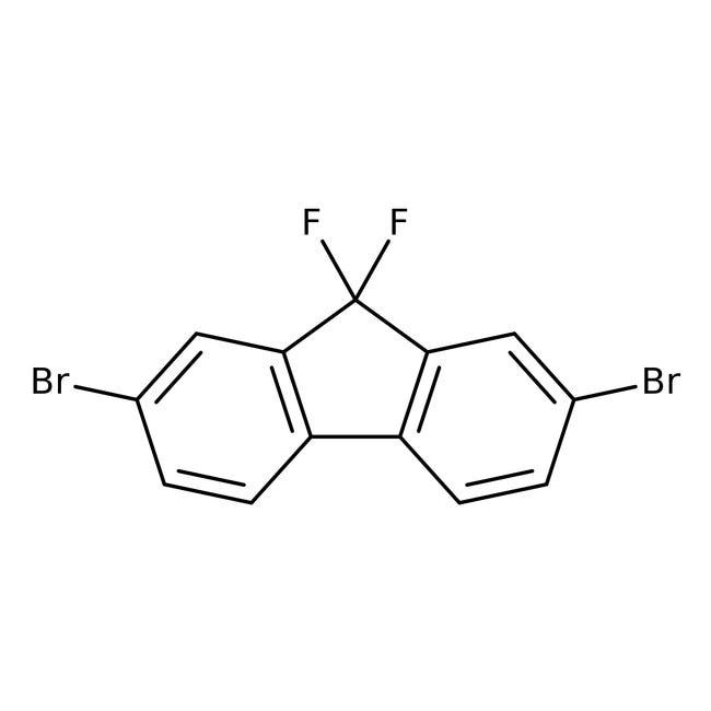 2,7-Dibromo-9,9-difluorofluorene 97.0 %, TCI America