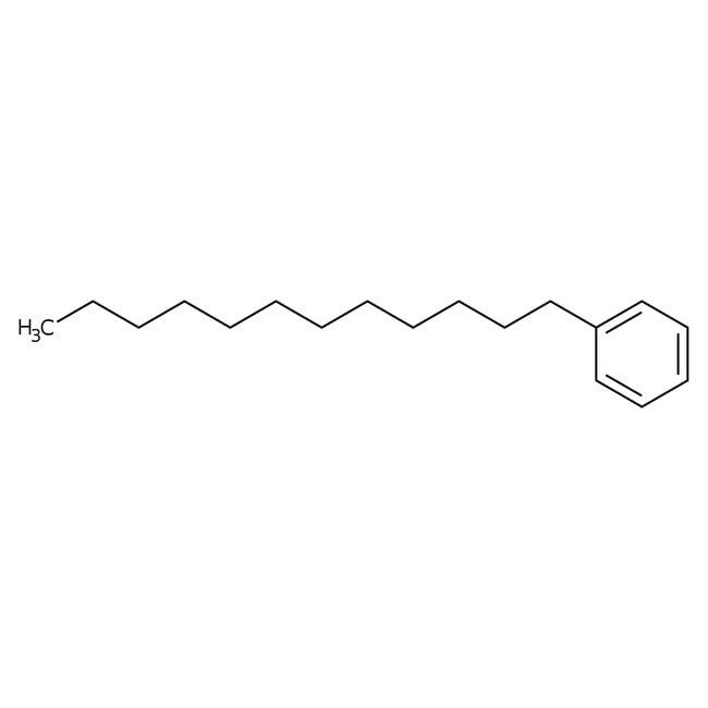 1-Phenyldodecane, 97%, ACROS Organics™ 250g; Glass bottle 1-Phenyldodecane, 97%, ACROS Organics™