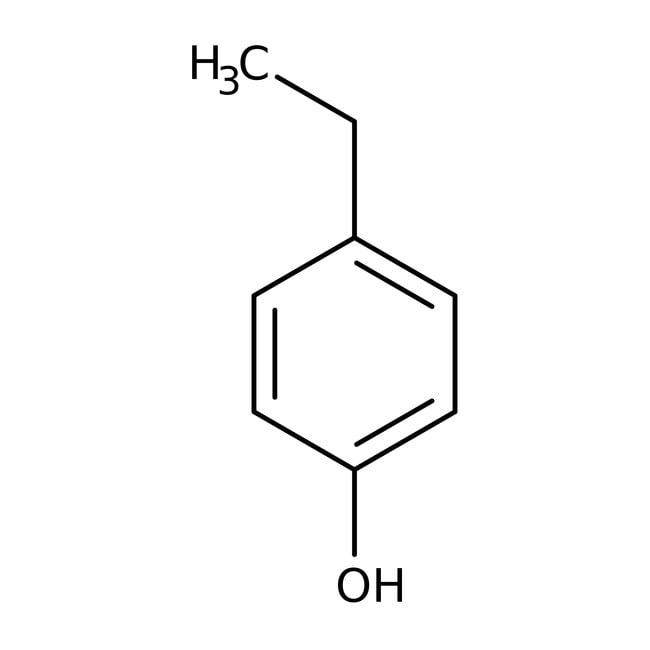 4-Ethylphenol, 97%, ACROS Organics™