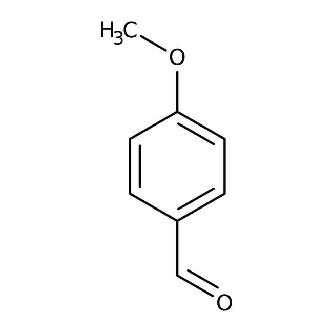 p-Anisaldehyde, 99+%, Acros Organics 100mL p-Anisaldehyde, 99+%, Acros Organics