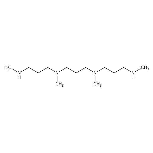 Alfa Aesar  N,N'-Dimethyl-N,N'-bis(3-methylaminopropyl)trimethylenediamine, tech. 90%