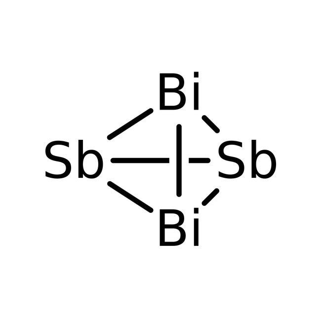 Alfa Aesar  Bismuth antimonide, 99.99%