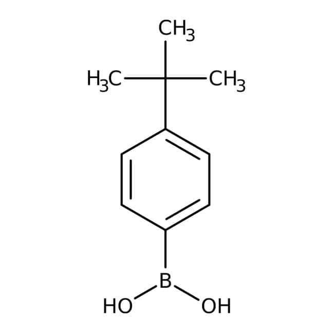 4-tert-Butylphenylboronic acid, 97%, ACROS Organics™