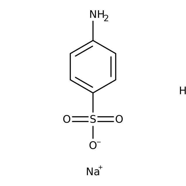 Sodium sulfanilate hydrate, 97%, ACROS Organics