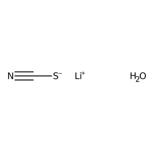 Lithium thiocyanate hydrate