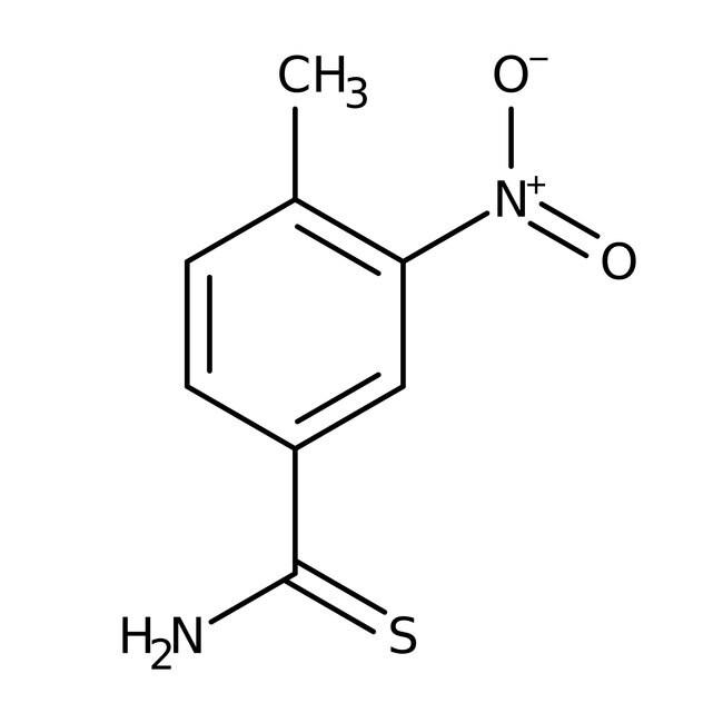 Alfa Aesar™4-Methyl-3-nitrothiobenzamide, 97%