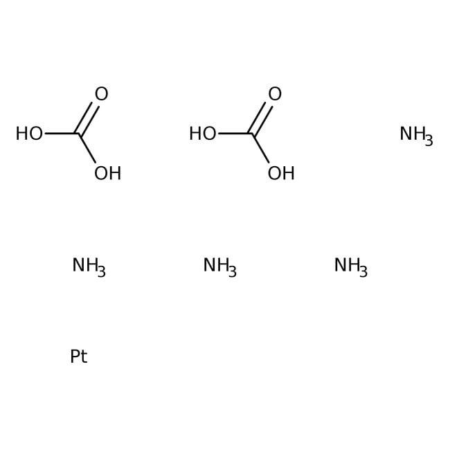 Alfa Aesar™Tetraammineplatinum(II) hydrogen carbonate