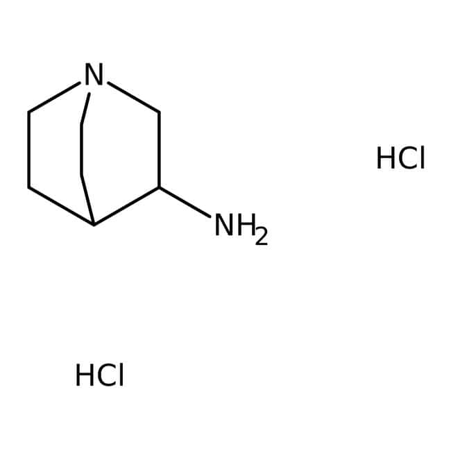 (R)-(+)-3-Aminoquinuclidine dihydrochloride, 98%, ACROS Organics
