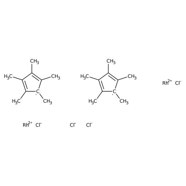 Alfa Aesar  Dichloro(pentamethylcyclopentadienyl)rhodium(III) dimer, 99%